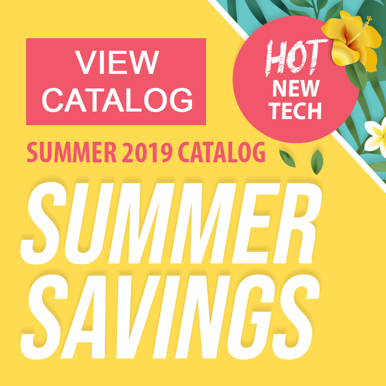 Summer Savings Ad