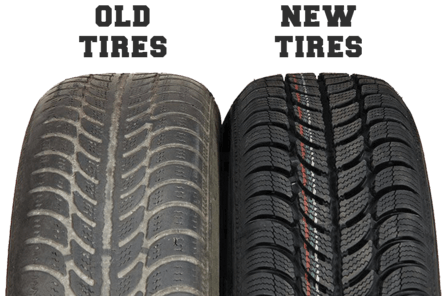 Informational Picture of Tires
