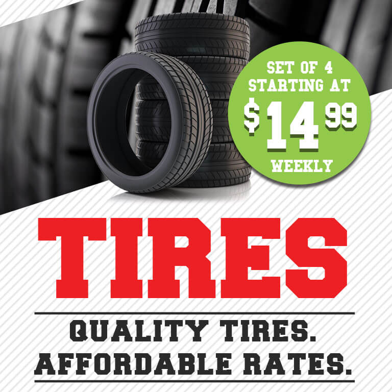 Quality Tires!